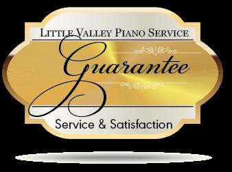 Piano Tuning Service Guarantee